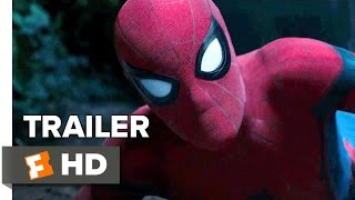 connectYoutube - Spider-Man: Homecoming Trailer #1 (2017) | Movieclips Trailers