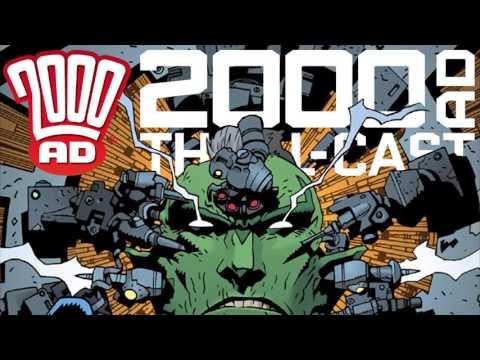 The 2000 AD Thrill-Cast 11 November 2015