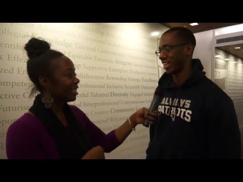 Students Perspective: Fall 2015 Highlights