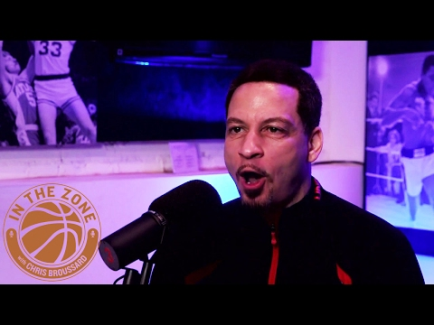 'In the Zone' with Chris Broussard Podcast: We need last year's Steph Curry  - Episode 4 | FS1