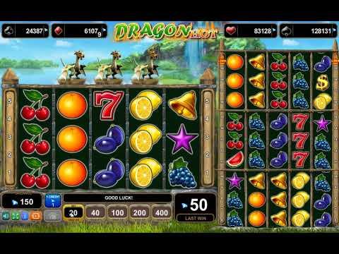 Игровой автомат Dragon Hot (EGT)