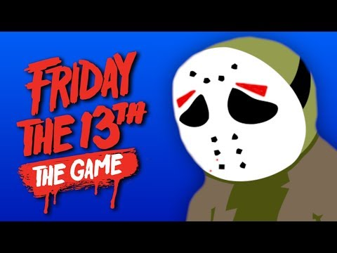 FRIENDLY FIRE! | Friday The 13th: The Game - Savini DLC (ft.