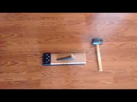 How To Close Laminate Flooring End Joint Gaps