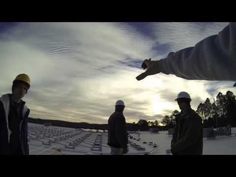 Eastern New Mexico University - Ruidoso [51kW Solar Array] Time Lapse