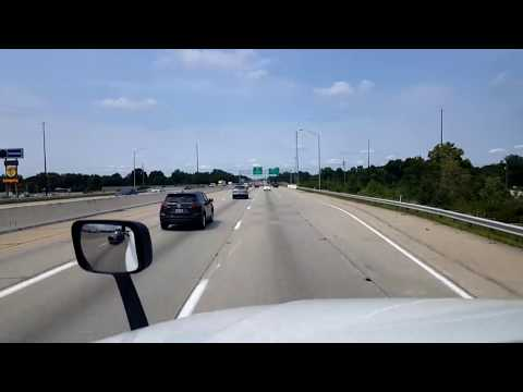 BigRigTravels LIVE! Indianapolis, Indiana to Groveport, Ohio Interstate 70 East August 7, 2017