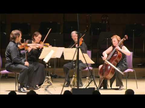 Beethoven Quartet op 18 no 1