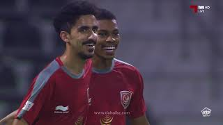 الأهداف | الدحيل 4 - 0 أم صلال | دوري قطر غاز تحت 23 سنة