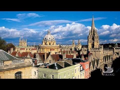 Visit the University of Oxford