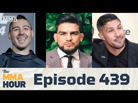 The MMA Hour Live -- June 25, 2018