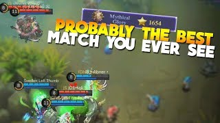 Worlds Best Player in Mobile Legends Gameplay/Build!