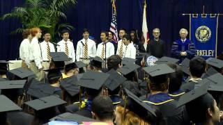 UC Men's Chorale - Hail to California