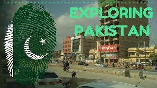 Exploring PAKISTAN and the city of KARACHI, SINDH