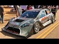 Ford Focus with 850Hp Nissan GT-R Engine // Pikes Peak 2017 Monster