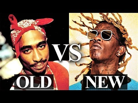 Old School Rap Vs. New School Rap