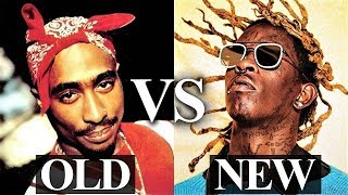 Old School Vs. New School Rap [Music Comparison]