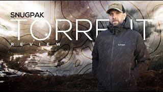 Snugpak Torrent Waterproof Jacket Review