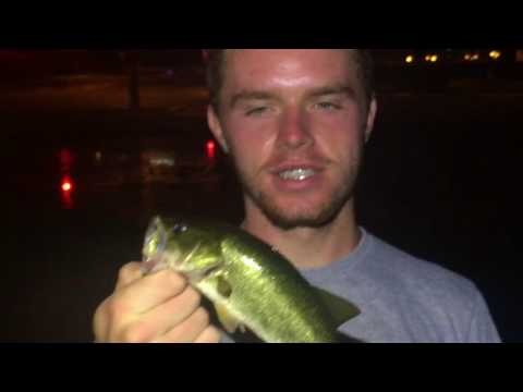 Bass Fishing in Costa Mesa, Santa Ana