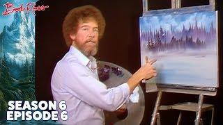 Bob Ross - Snow Trail (Season 6 Episode 6)
