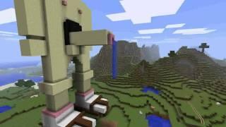 Minecraft Wielki Pan XXX