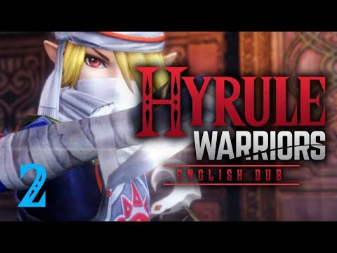 """Hyrule Warriors: English Dub - ACT 2 """"The Gate of Souls"""" Redux"""