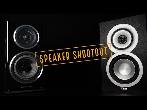Speaker Shootout: Wharfedale Diamond 11.1 vs. ELAC Uni-Fi UB5