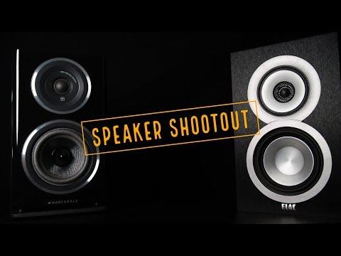 Speaker Shootout: Wharfedale Diamond 11.1 vs. ELAC Uni-Fi UB5