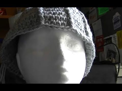 df650440b4d Crochet beanie that is too big   How to rescue it  ) - YouTube