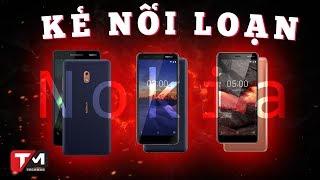 """Những """"kẻ nổi loạn"""" giá rẻ của Nokia"""
