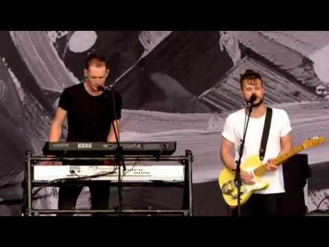 WHITE LIES - BIG TV (live @ Reading Festival  2013)