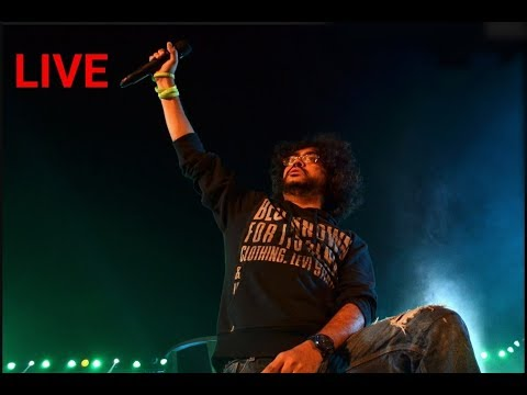 6th North-East Youth Festival, Agartala LIVE | Fossils band performance @ Agartala