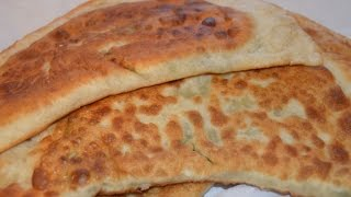 Video Bolani Recipe (Afghan Flatbread) | My Afghan Kitchen download MP3, 3GP, MP4, WEBM, AVI, FLV September 2018
