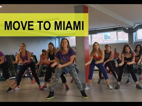 Zumba - Move to Miami (Enrique Iglesias ft. Pitbull)