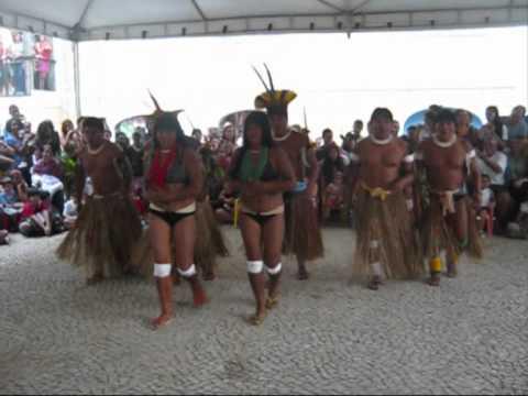 Kamayurá - Alto Xingu - no Rio de Janeiro