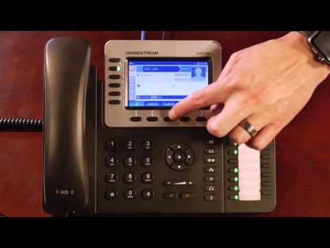 Overview of Grandstream GXP2160 Enterprise IP Phone