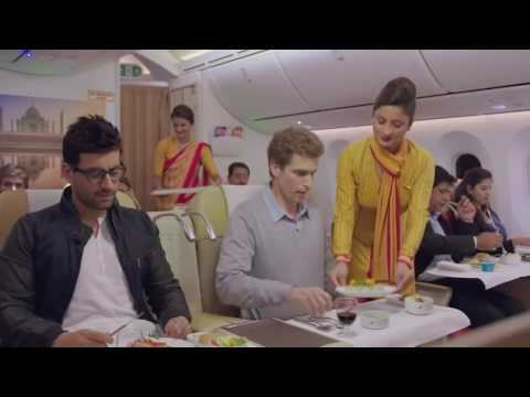 AIR INDIA  Proud To Be Indian ad - #creative-ad