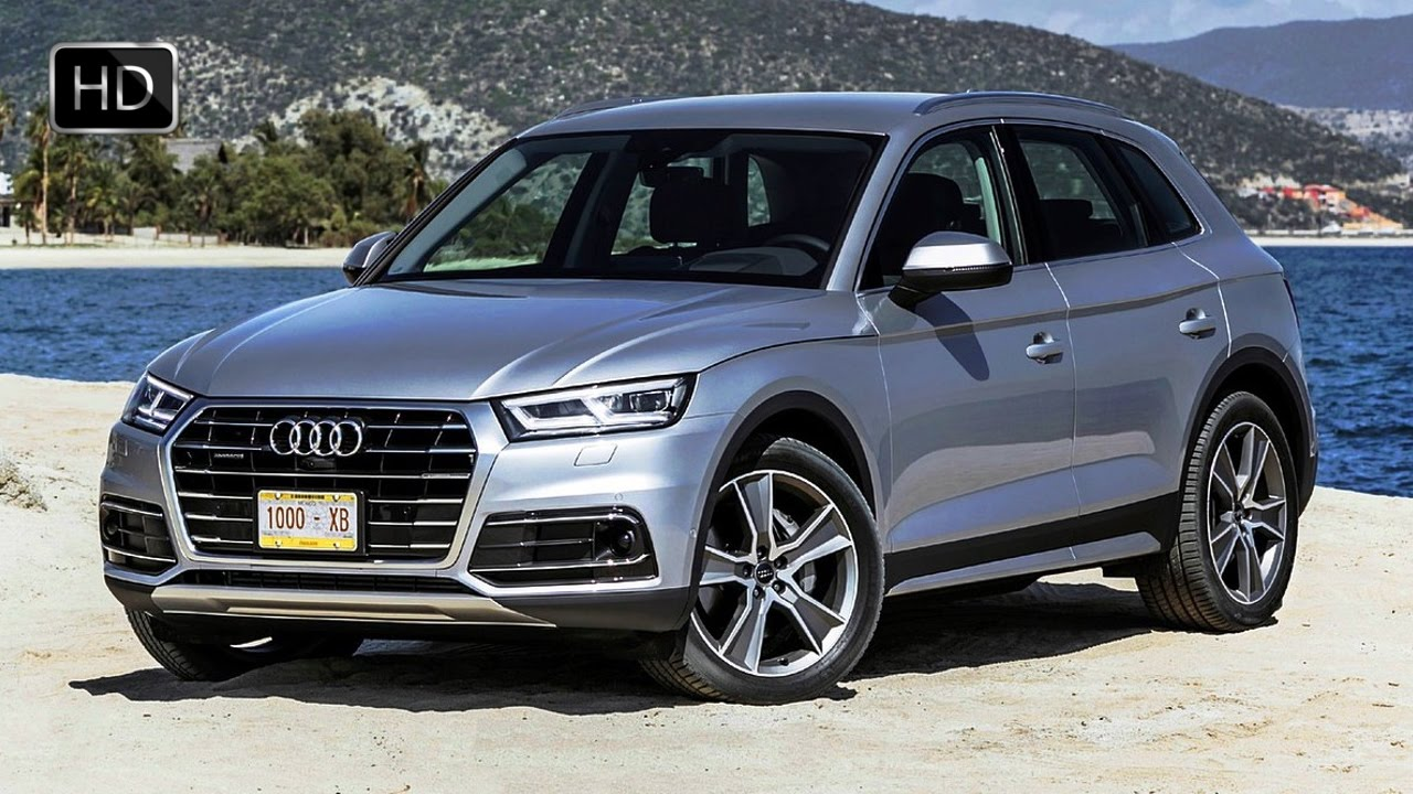 2018 audi q5 3 0 tdi quattro suv florett silver exterior interior design hd youtube. Black Bedroom Furniture Sets. Home Design Ideas