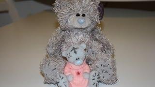 Мыло-игрушка 3D Teddy Bear soap 3d