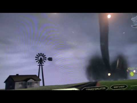 Tornado at Chicago