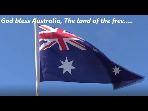 "Australia Day - ""God Bless Australia"""