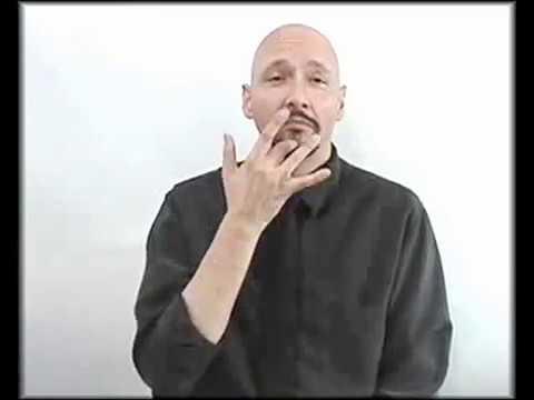 ASL: YOU PREFER BATH, SHOWER, WHICH? - YouTube