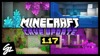 Cave Update BIOMES For Minecraft 1.17