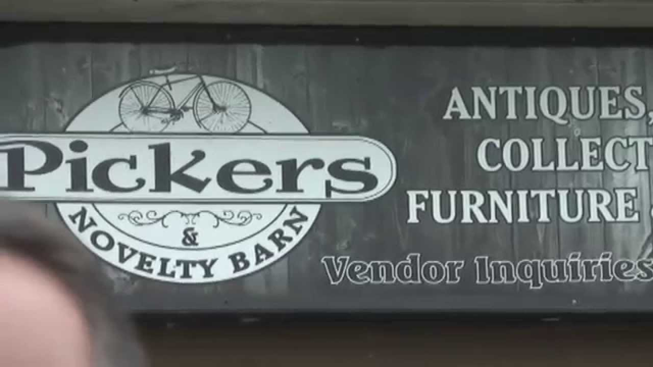Talking Business - Pickers Novelty Barn  10-6-15