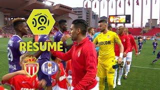 AS Monaco - Toulouse FC (3-2)  - Résumé - (ASM - TFC) / 2017-18