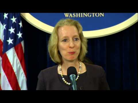 Deputy Assistant Secretary Stevenson Provides Preview of 2013 U.S.-China High-Level Consultation