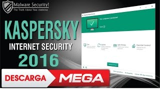 kaspersky internet security 2016 full licencia valida 2017 {32 y 64} [MEGA]