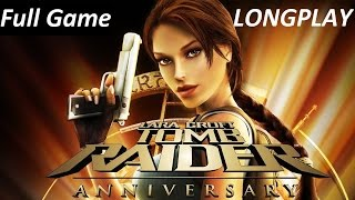Tomb Raider Anniversary Walkthrough : Complete Game 【HD】