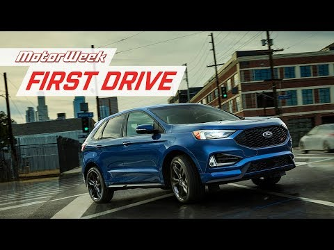 2019 Ford Edge | First Drive