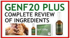 GenF20 Plus Ingredients | GenF20 Plus Ingredients List | GenF20 Plus Spray Ingredients