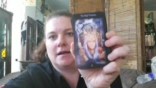 Unboxing Madame Endora's fortune cards, Legacy of the Divine Tarot, and The Prisma Visions Tarot!