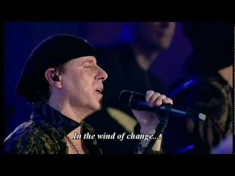 Wind of Change with Lyrics  Performed : Scorpions